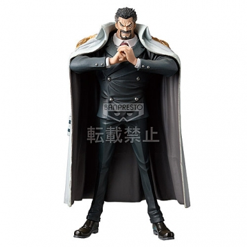 главная фотография The Grandline Men DXF Figure Vol.0 Monkey D. Garp