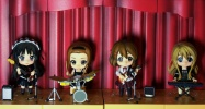 Nendoroid K-ON! Yui and Tsumugi: Live Stage Set: Yui