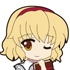 Nendoroid Plus Trading Rubber Strap Chap.2 Touhou Project: Alice Margatroid