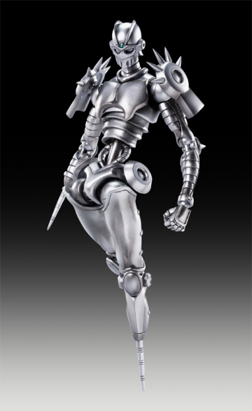 главная фотография JoJo's Bizarre Adventure Super Action Statues: Silver Chariot with Coco Jumbo