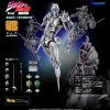 фотография JoJo's Bizarre Adventure Super Action Statues: Silver Chariot with Coco Jumbo