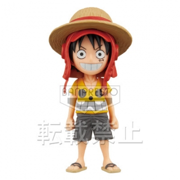 главная фотография One Piece World Collectable Figure ~One Piece Film Z~ vol.1: Luffy