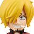 One Piece World Collectable Figure ~One Piece Film Z~ vol.1: Sanji