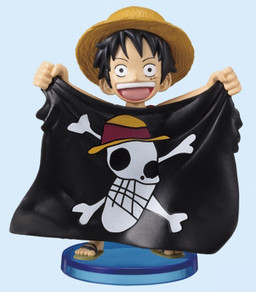 главная фотография One Piece World Collectable Figure vol.9: Luffy