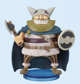 главная фотография One Piece World Collectable Figure vol.9: Brogy