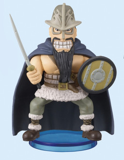 главная фотография One Piece World Collectable Figure vol.9: Dorry