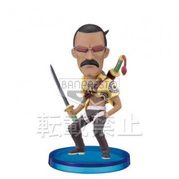 главная фотография One Piece World Collectable Figure Vol.26: Peepley Lulu