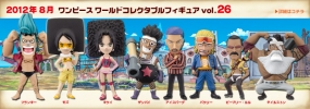 фотография One Piece World Collectable Figure Vol.26: Paulie