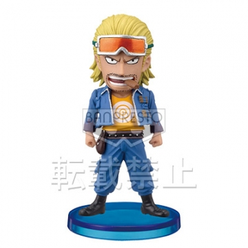 главная фотография One Piece World Collectable Figure Vol.26: Paulie
