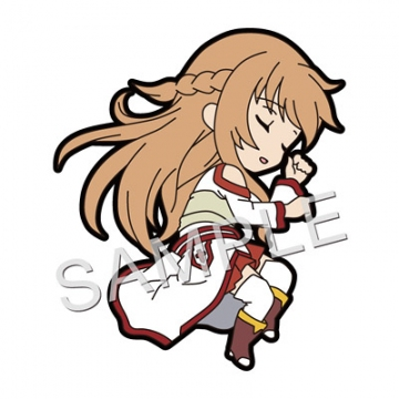 главная фотография Pic-Lil! Sword Art Online Trading Strap Asuna Collection: Asuna Dozing ver.