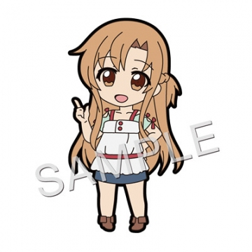 главная фотография Pic-Lil! Sword Art Online Trading Strap Asuna Collection: Plain clothes ver.