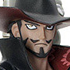 The Grandline Men DXF Figure Vol.3 Dracule Mihawk