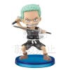 фотография One Piece World Collectable Figure Vol.27: Roronoa Zoro
