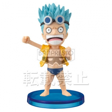 главная фотография One Piece World Collectable Figure Vol.27: Franky
