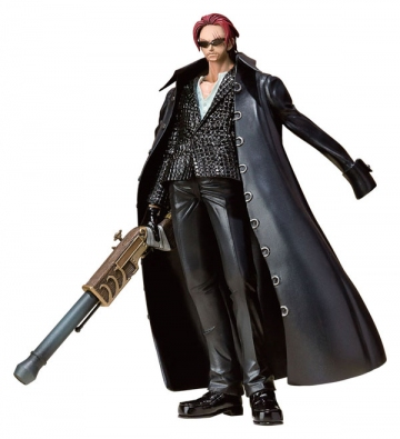 главная фотография Figuarts Zero Shanks Strong World Ver.