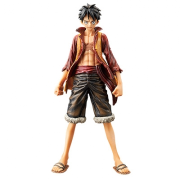 главная фотография The Grandline Men DXF Figure Film Z vol.1 Monkey D. Luffy