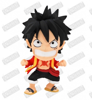 главная фотография Anichara Heroes One Piece Film Z: Monkey D Luffy Battle Ver.