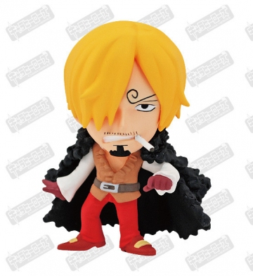 главная фотография Anichara Heroes One Piece Film Z: Sanji Battle Ver.