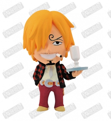 главная фотография Anichara Heroes One Piece Film Z: Sanji Sailing Ver.