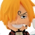 Anichara Heroes One Piece Film Z: Sanji Sailing Ver.