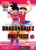фотография Dream Killed Dragon Ball X One Piece: Luffy & Goku