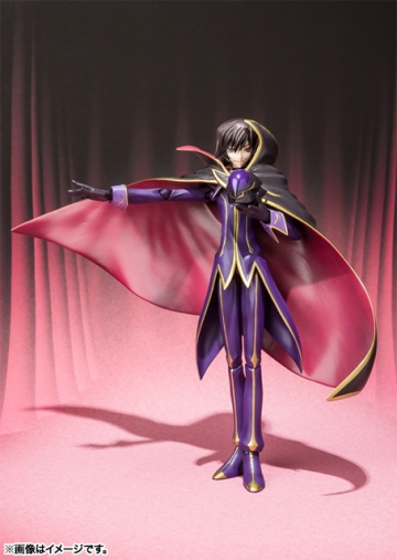 главная фотография S.H.Figuarts: Lelouch Lamperouge
