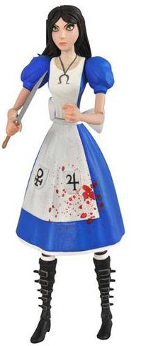 главная фотография Alice Madness Returns Action Figure Series 1: Alice