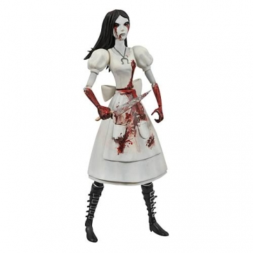 главная фотография Alice Madness Returns Action Figure Series: Hysteria Alice
