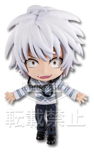 главная фотография Ichiban Kuji To aru Majutsu no Index Movie: Endymion no Kiseki: Accelerator Chibi Kyun-Chara