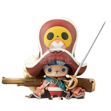 главная фотография The Grandline Children One Piece Film Z DXF Figure vol.1 Tony Tony Chopper