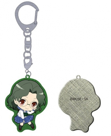 главная фотография Saki Achiga Arc episode of side-A Puchikko Trading Metal Keychain: Someya Mako