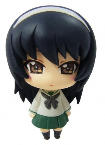 главная фотография Colorfull Collection Girls und Panzer: Reizei Mako