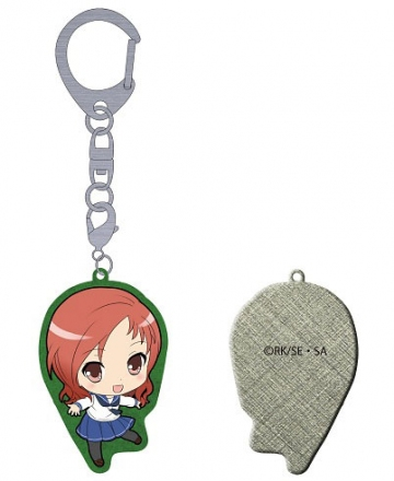 главная фотография Saki Achiga Arc episode of side-A Puchikko Trading Metal Keychain: Takei Hisa