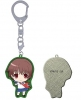 фотография Saki Achiga Arc episode of side-A Puchikko Trading Metal Keychain: Akado Harue
