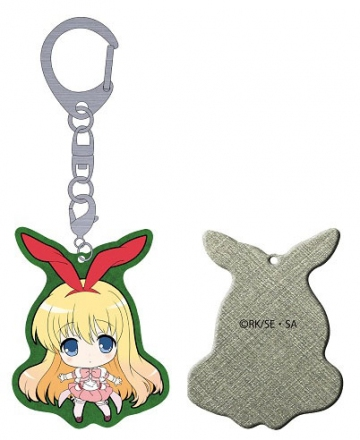 главная фотография Saki Achiga Arc episode of side-A Puchikko Trading Metal Keychain: Koromo Amae