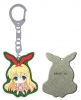 фотография Saki Achiga Arc episode of side-A Puchikko Trading Metal Keychain: Koromo Amae