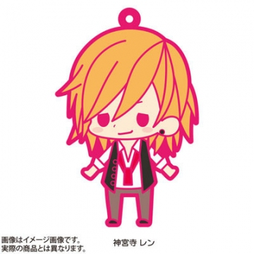 главная фотография Uta no Prince-sama Rubber Strap Collection Vol.1: Jinguuji Ren