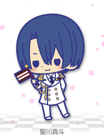 главная фотография Uta no Prince-sama Rubber Strap Collection Shining All Stars CD: Hijirikawa Masato