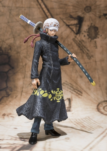 главная фотография Figuarts ZERO: Trafalgar Law Seven Warlords of the Sea Ver.