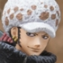 Figuarts ZERO Trafalgar Law Seven Warlords of the Sea Ver.