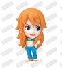 фотография Anime Heroes One Piece Vol. 11 New World: Nami