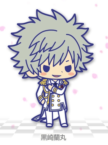 главная фотография Uta no Prince-sama Rubber Strap Collection Shining All Stars CD: Kurosaki Ranmaru