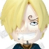 Anime Heroes One Piece Vol. 11 New World: Sanji