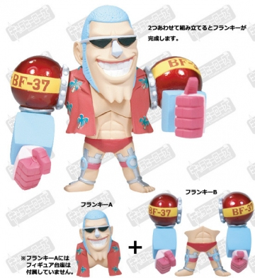 главная фотография Anime Heroes One Piece Vol. 11 New World: Franky