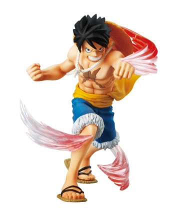 главная фотография One Piece Attack Motions Vol. 9 Punk Hazard: Monkey D Luffy