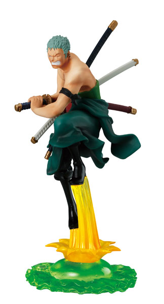 главная фотография One Piece Attack Motions Vol. 9 Punk Hazard: Roronoa Zoro