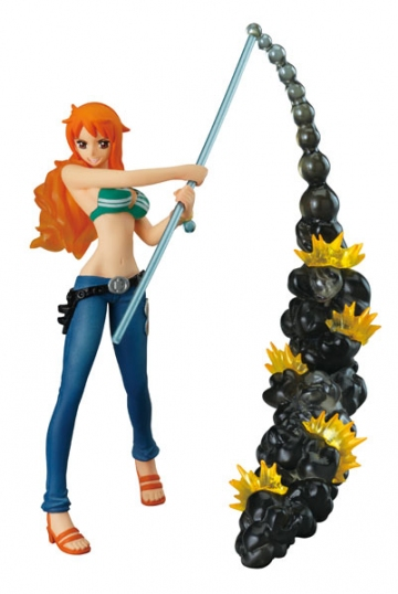 главная фотография One Piece Attack Motions Vol. 9 Punk Hazard: Nami