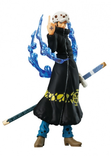 главная фотография One Piece Attack Motions Vol. 9 Punk Hazard: Trafalgar Law