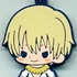 Fate/Zero Rubber Strap Collection Chapter 2: Gilgamesh Secret Ver.