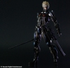 фотография Play Arts Kai Raiden Black Armour Ver.